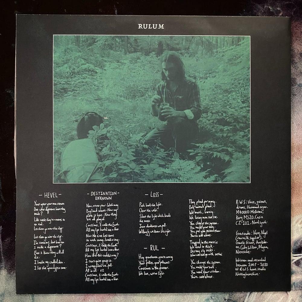 """Reign / Rulum """"The Occult"""" LP"""