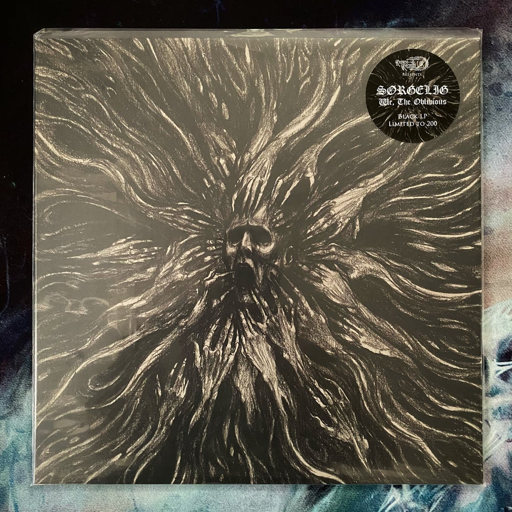 "Sørgelig ""We, The Oblivious"" LP"