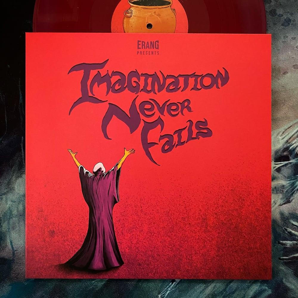 "Erang ""Imagination Never Fails"" LP"