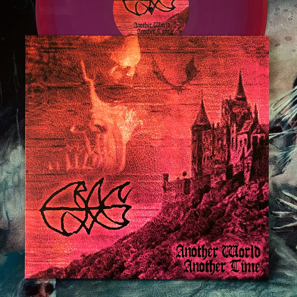 """Erang """"Another World Another Time"""" LP"""