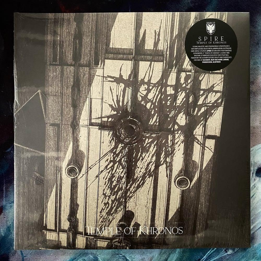 Spire 'Temple of Khronos' LP