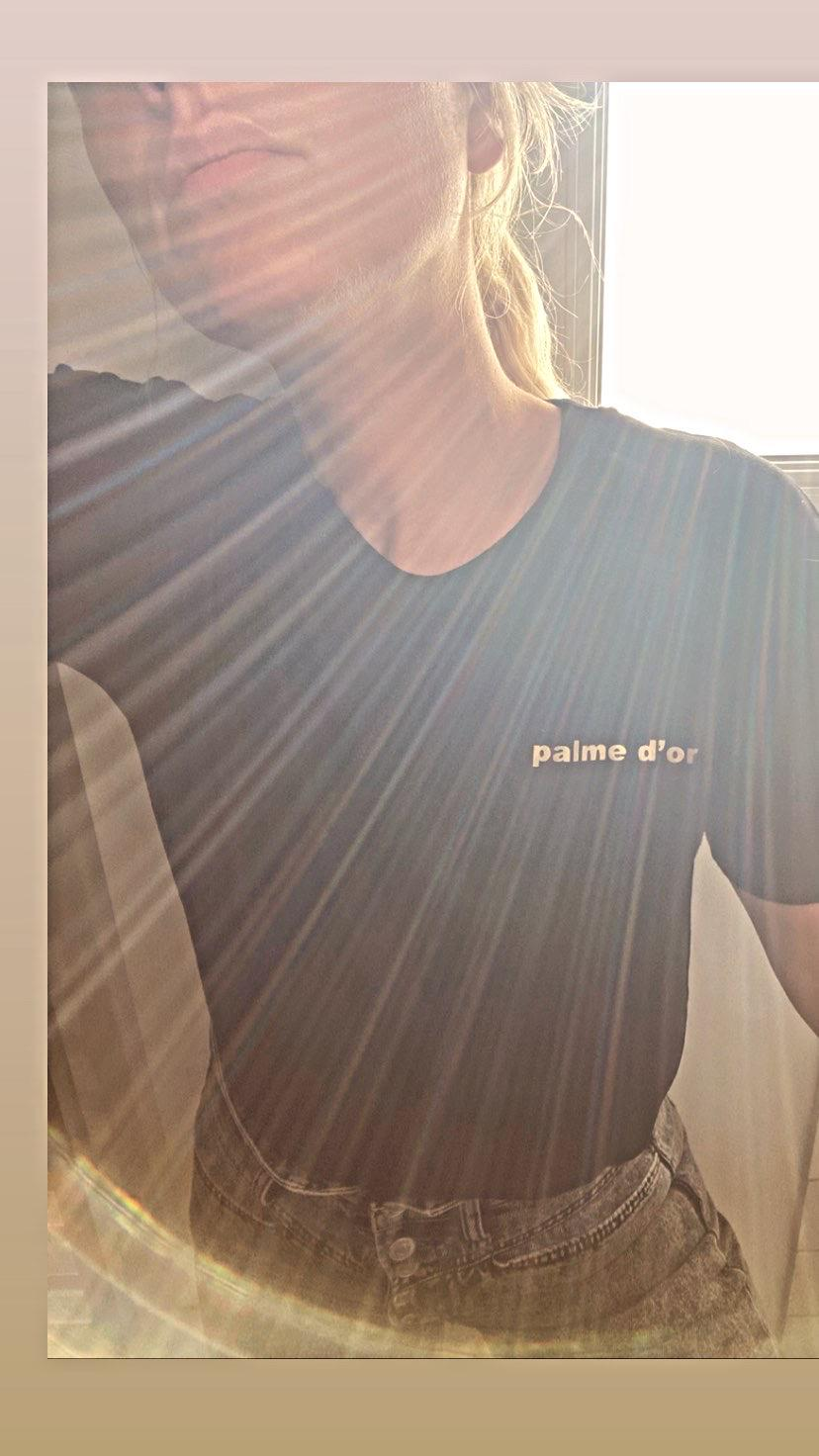 Image of Tee-shirt Palme d'or