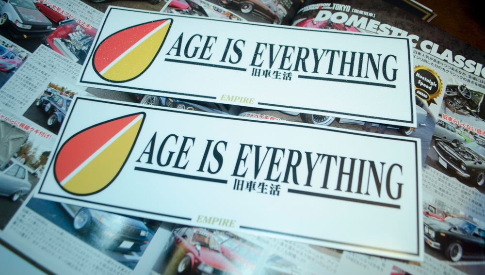 Image of Age Is Everything