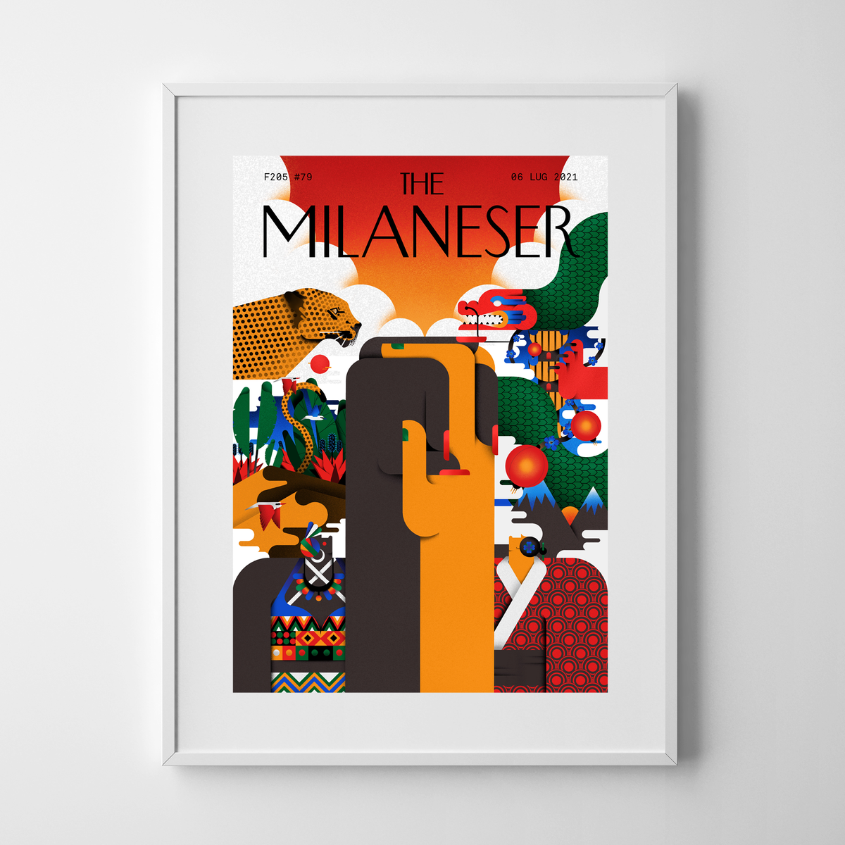 Image of The Milaneser #79