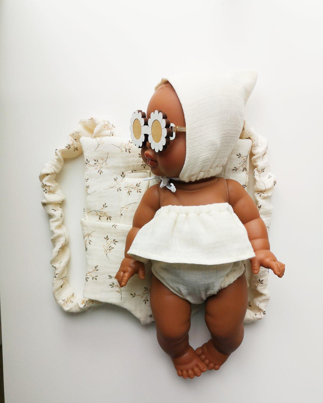 Image of Body froufrou écru