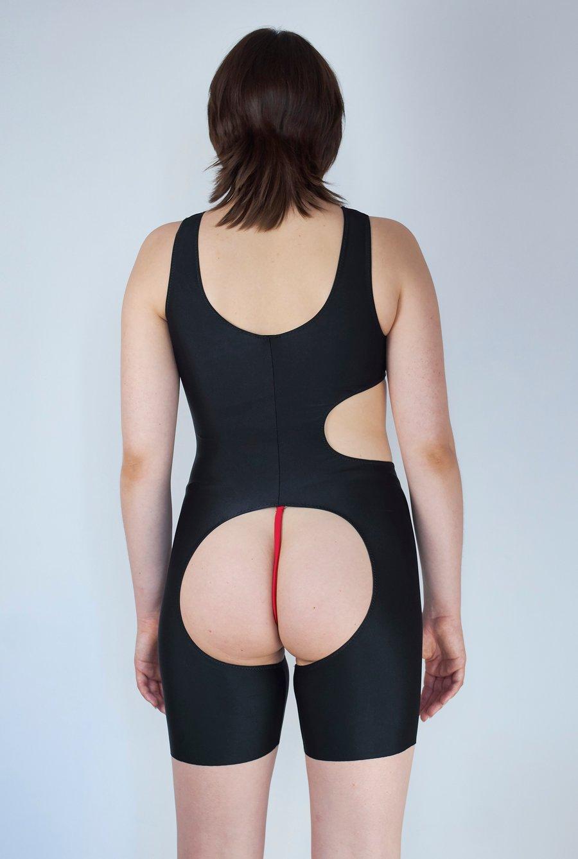 Image of Atomic Bodysuit - Black