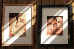 Image of Fine Art Print - Portraits of a constant dream, VII