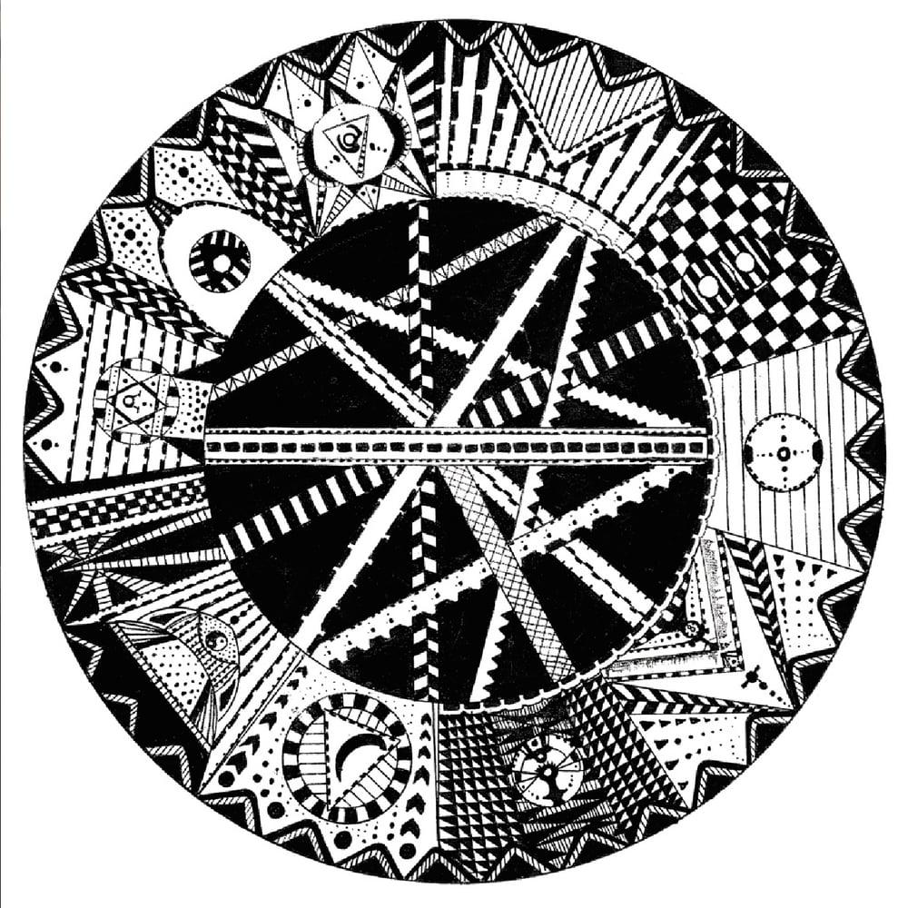 "Image of 7"" Vinyl - Simiah - 7 Steps Of Alchemy (CNP010)"