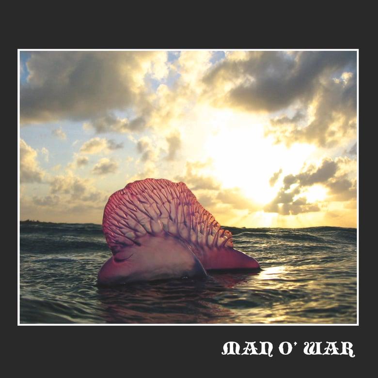 """Image of 12"""" Vinyl - Leighton Harris - Man O' War (LH001)"""