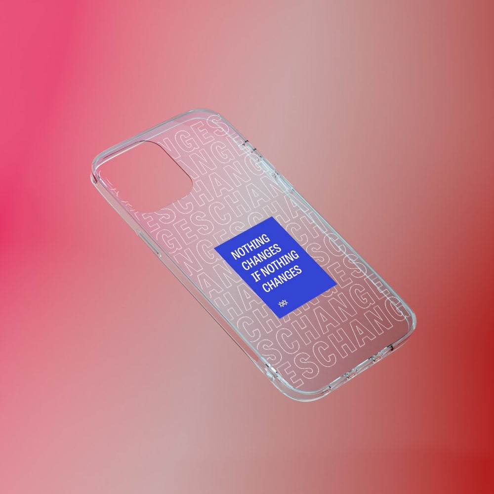 Image of Changes iPhone Case