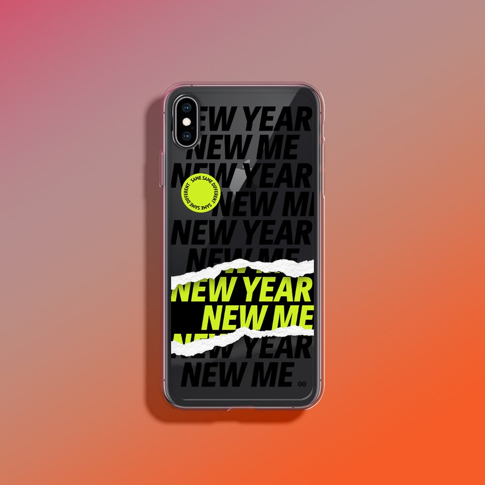Image of New Year New Rip iPhone Case
