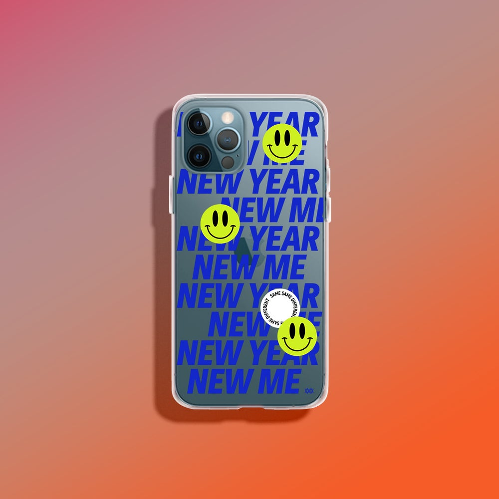 Image of New Year New Me iPhone Case