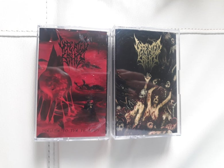 """Image of MC TAPE """"Psalms"""" and """"Prelude"""" Limited stock!!"""