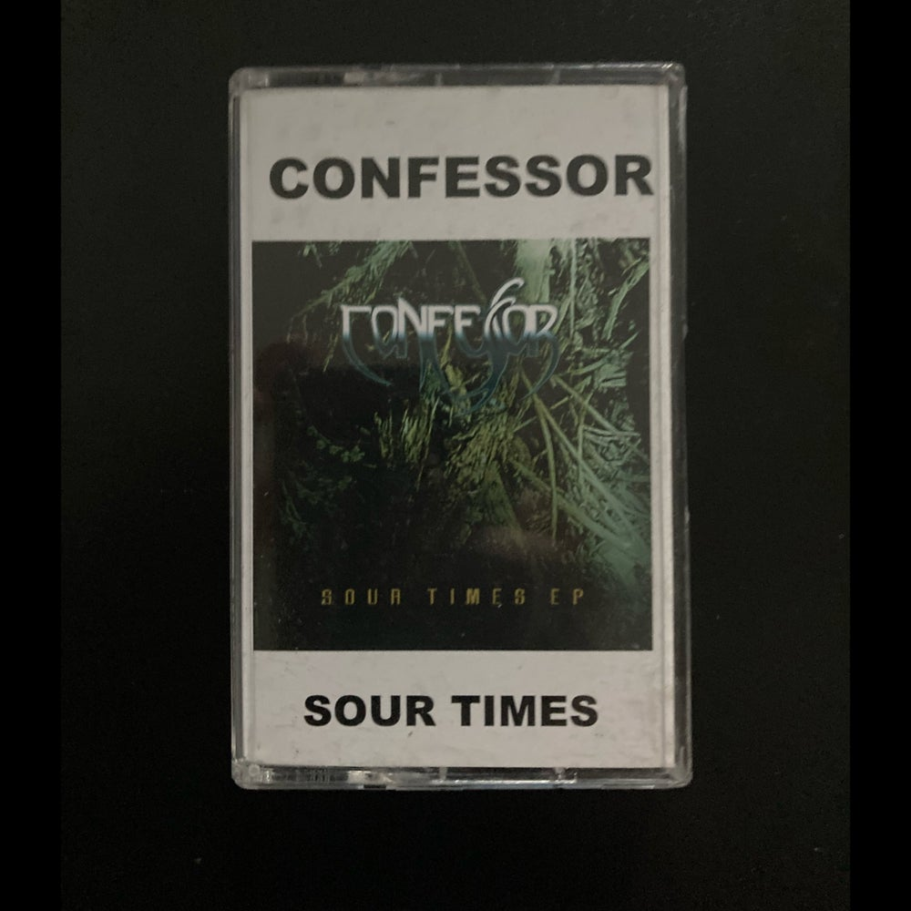 """Image of Confessor  """"Sour Times"""" _ Tape _ Valour Music"""