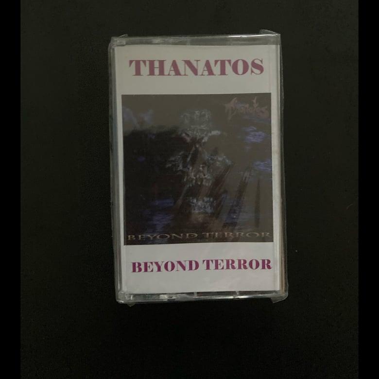 """Image of Thanatos """"Beyond Terror""""_Tape_Valour Music"""