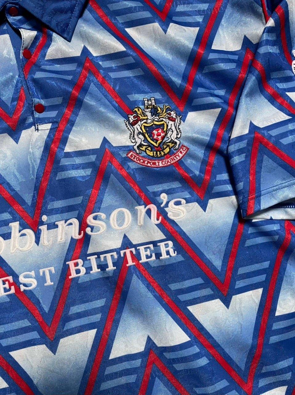 Player Issue 1993/94 Super League Home Shirt XL