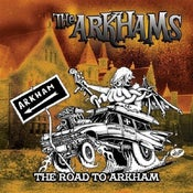 Image of ROAD TO ARKHAM- CD