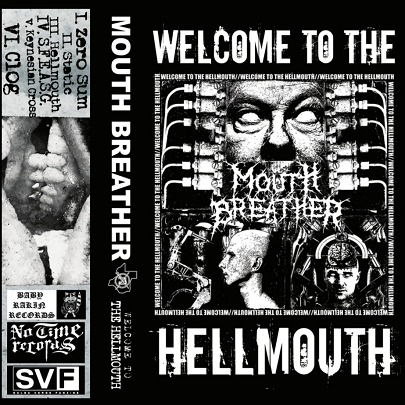 """Image of Mouth Breather """"Welcome To The Hellmouth"""" Cassette"""