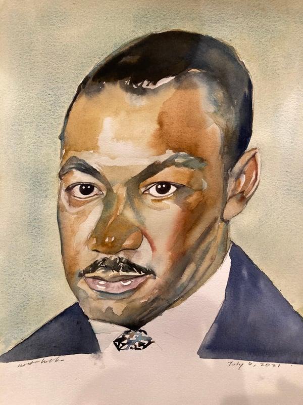 Image of MLK Jr. - Print