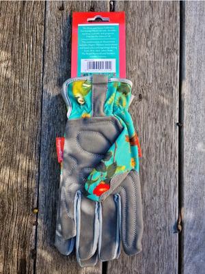 Image of Burgon & Ball Gardening Gloves Flora & Fauna