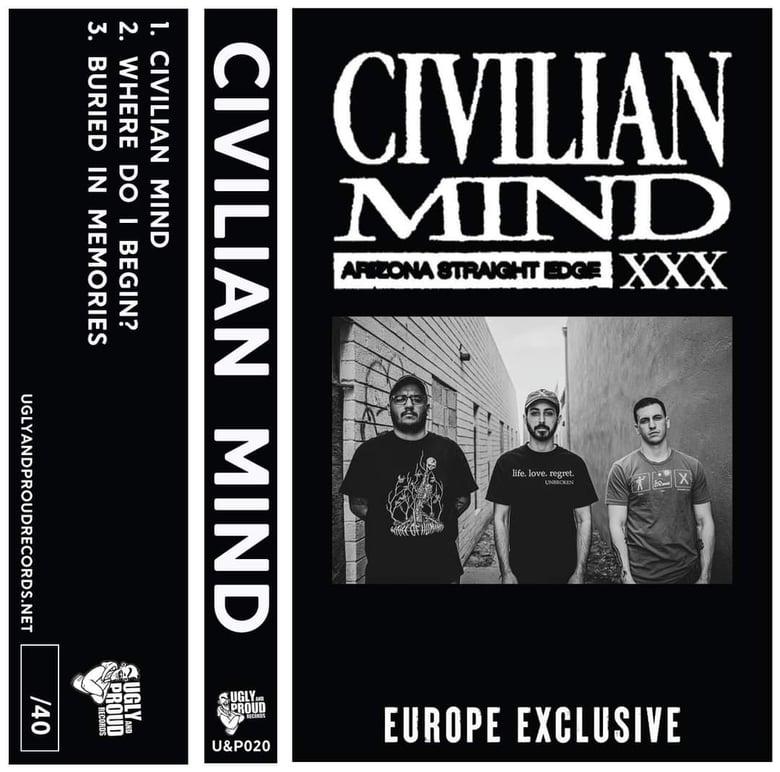 "Image of Civilian Mind ""Buried in Memories"" Cassette"