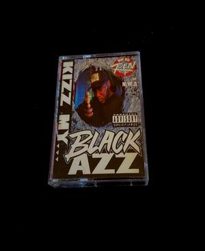 """Image of MC REN """"Kizz My Black Azz"""" ep"""