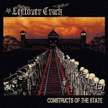 Image of Leftover Crack - Constructs Of The State LP