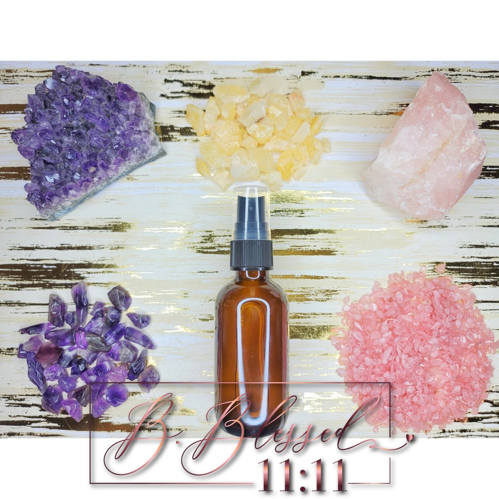 Image of Bad B**** Self Love, Confidence and Healing Spray