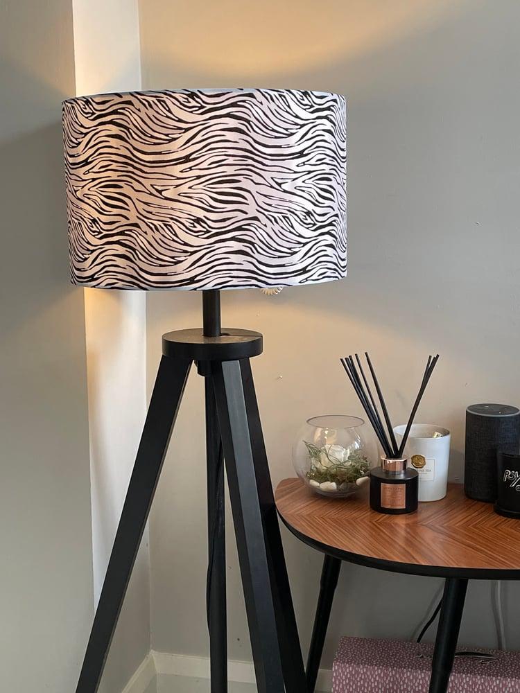 Image of Safari Bengal White Shade 40cm