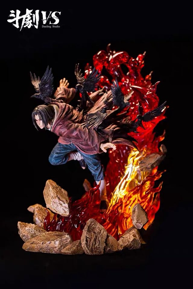 Image of [Last-Stock]Naruto Dueling Studio Itachi 1:7 Resin Statue