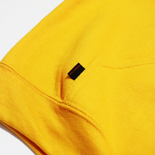 Image of OG Signature Hoodie in Yellow - Last Piece!