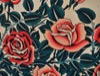 Grandpa's Roses - giclee print