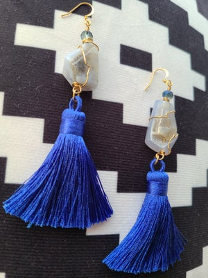 Image of Summer Spirit Guides-Blue Lace Agate