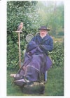 Print 2 - William Goldfinch Stewart with his parrot by Jason Pearce