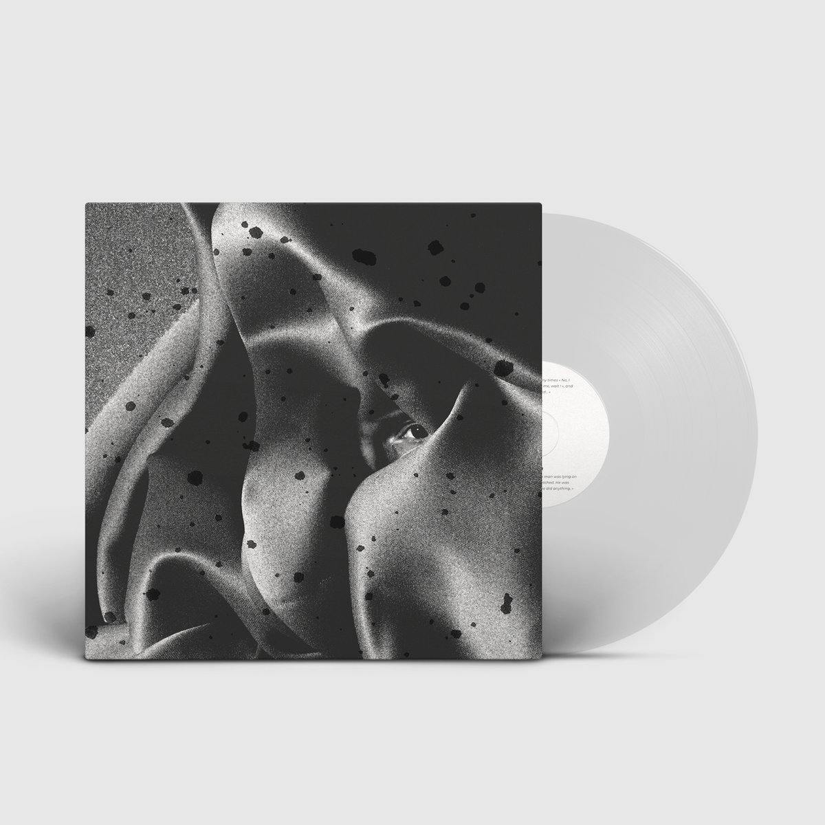 Image of Ghosts - EP (Vinyle)