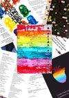 A Pride of Lines: A Poetry Zine