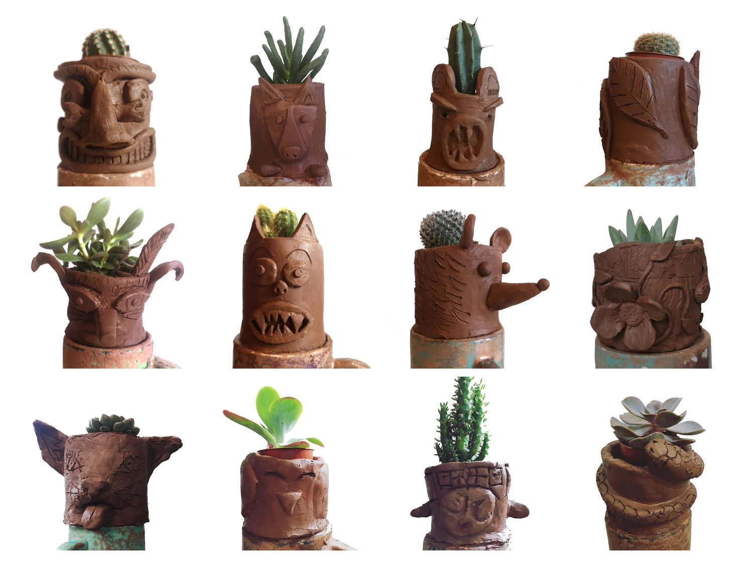 Image of Natural History In The Making - Pottery At The Museum - Postal Package