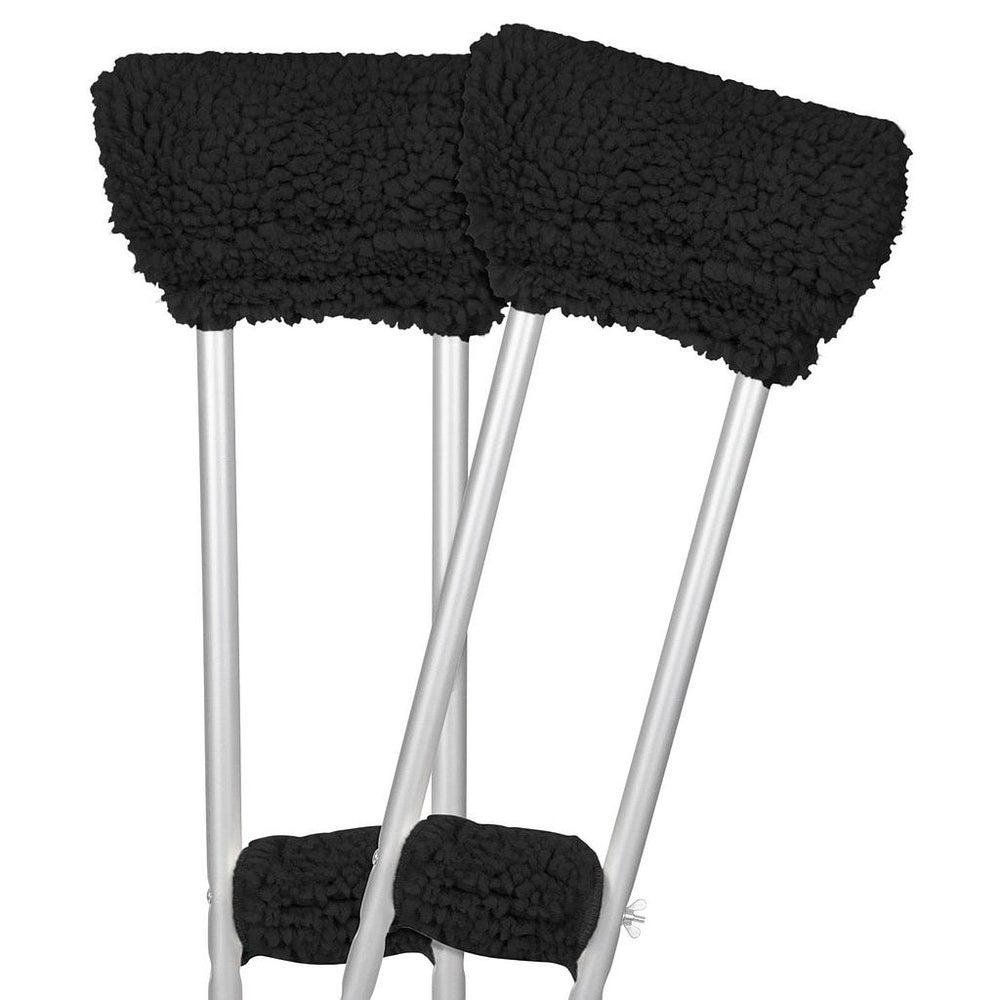 Image of Sheepskin Crutch Pads