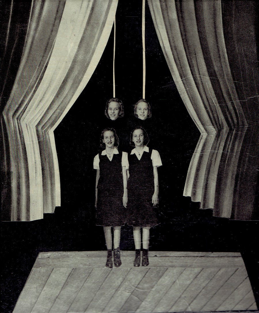 Image of THE TWIN SISTERS