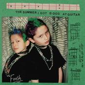 "Image of Fresh – The Summer I Got Good At Guitar 12"" (purple vinyl)"