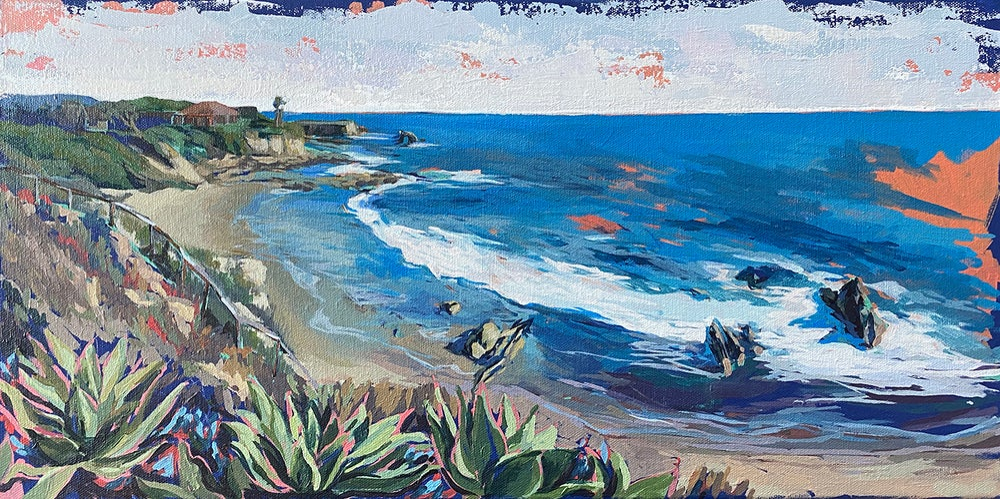 Image of Victoria MacMillan   CALIFORNIA COVE