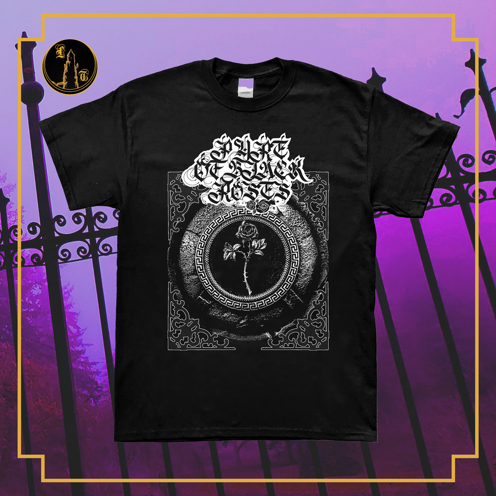 Image of Pyre of Black Roses short sleeve