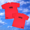 Youth Culture Skatewear T-shirt (RED)