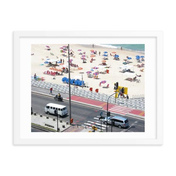 Image of Ipanema Beach Rio de Janeiro