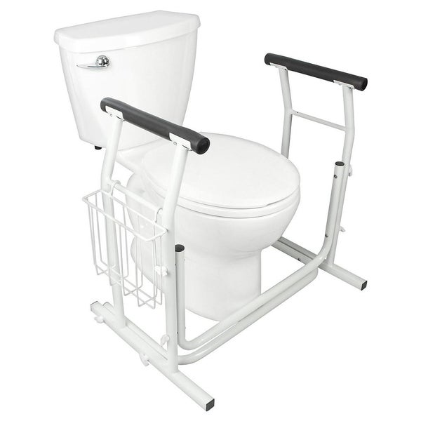 Image of Stand Alone Toilet Rail⁷7