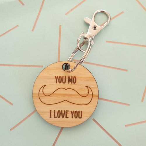 Image of Father's Day Keyrings