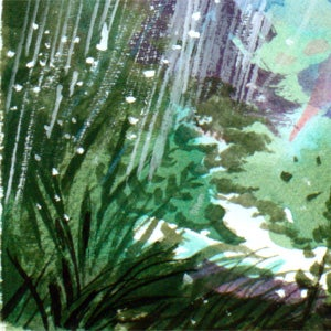 Image of Painting: Back to the Green