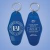 UA Dorm Keychain, Todoroki Inspired