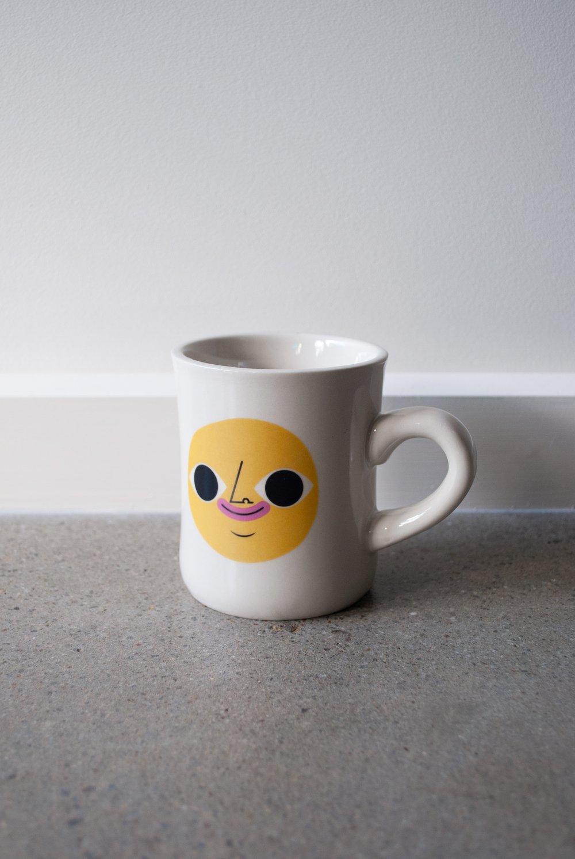 Image of Smiley Mug