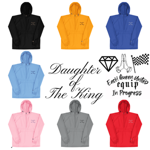 Image of The King's Daughter's Windbreaker